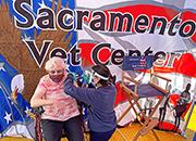 Veterans receive COVID-19 vaccine