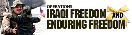 Operations Iraqi Freedom and Enduring Freedom
