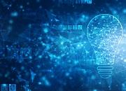 Bulb future technology, innovation background